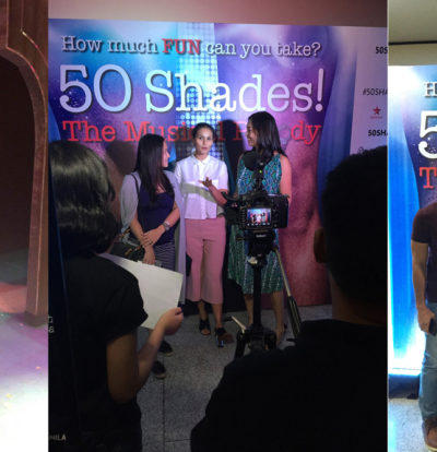 50 Shades! The Musical Parody